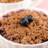 Blueberry Fruit Crisp