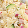 Cool Cucumber Pasta Salad