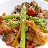 Tofu Asparagus Stir Fry