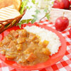 Curried Apples and Rice