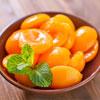 Fresh Apricot Compote