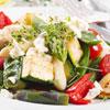 Roast Asparagus & Feta Salad