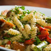 Summer Bean Pasta