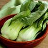 Easy Bok Choy Salad with Asian Vinaigrette