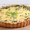 Swiss Chard & Cheese Tart