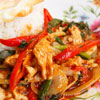 Lemon Stir Fry Chicken