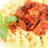 Easy Eggplant Pasta