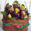 Figs With Ginger & Orange Sauce
