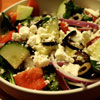 Greek Romain Salad