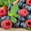 Fresh Berry Dessert