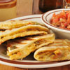 Fresh California Fig and Mexican Cheese Quesadillas