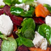 Ruby Red Beet Salad