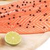 Salmon & Lime Sauce