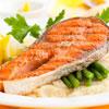 Italian Salmon Steaks