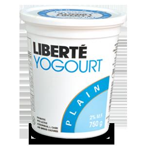 Liberté Classic Yogurts