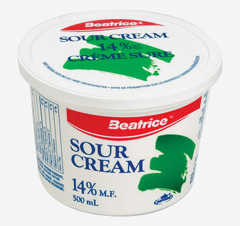 Beatrice Sour Cream