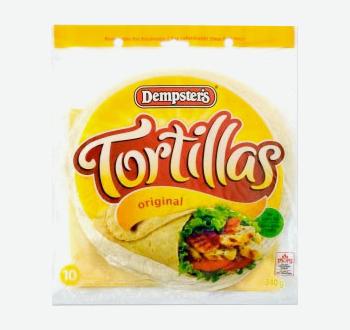"""Dempster 7"""" Tortillas"""