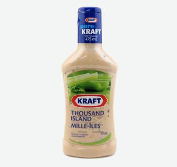 Kraft Salad Dressings