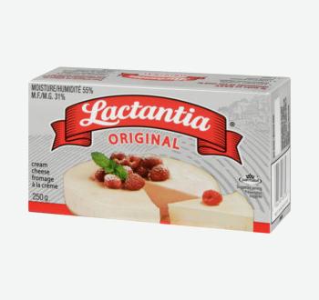 Lactantia Cream Cheese