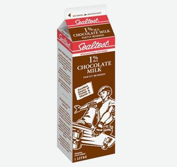 Sealtest Chocolate Milk