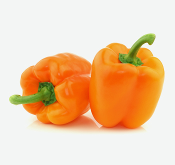 Orange or Yellow Peppers