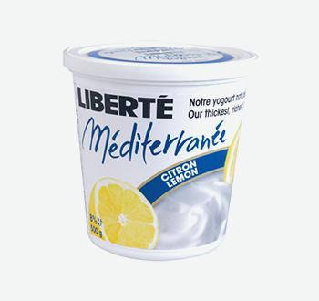 Liberté Méditerranée Yogurts