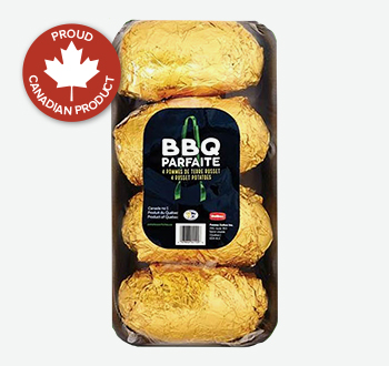 BBQ Parfaite Russet Potatoes