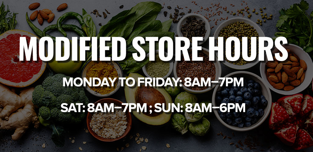 Modified-Store-Hours