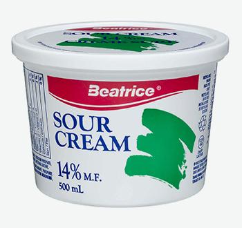 Beatrice Sour Cream